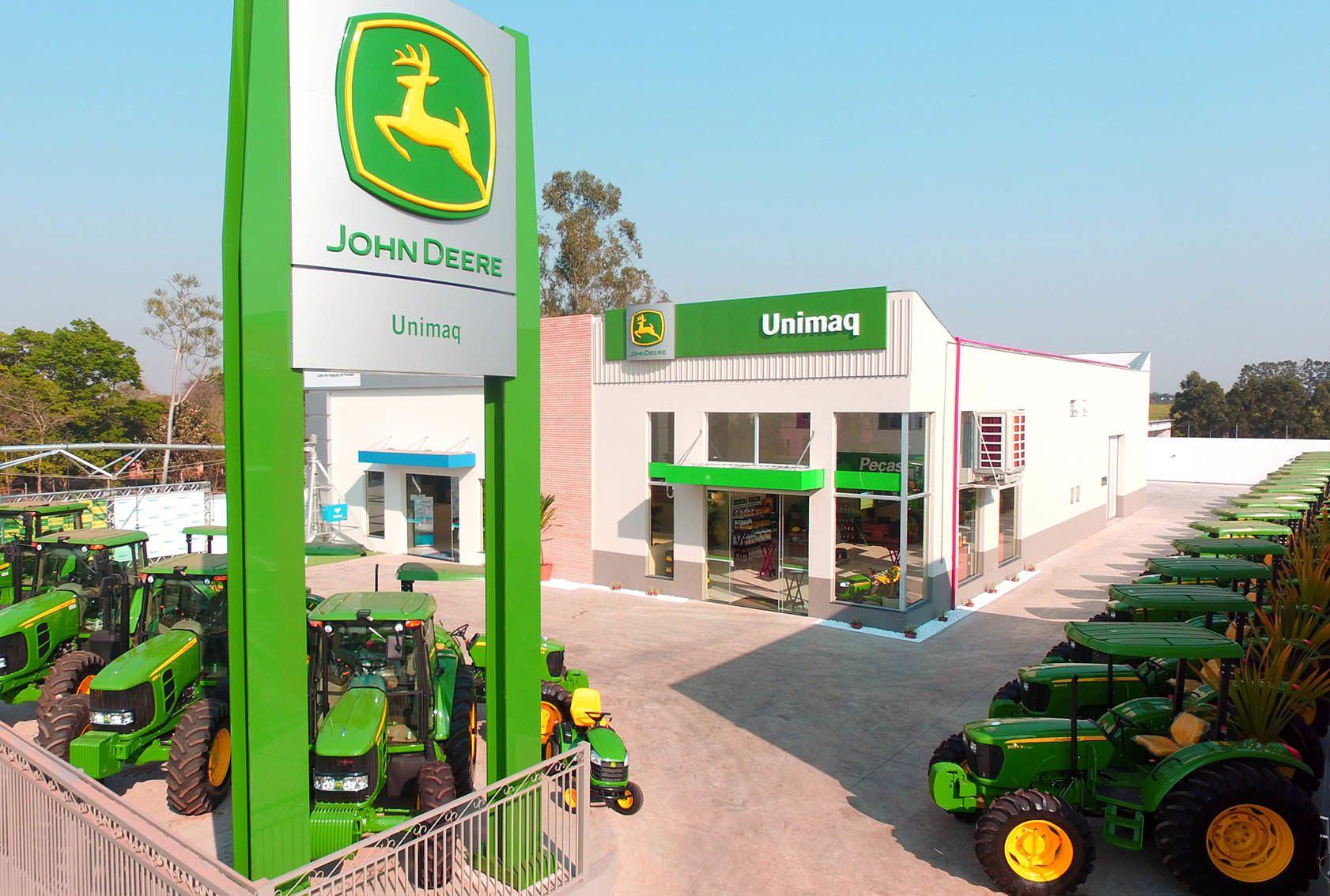 Unimaq, concessionário John Deere, divulga programa de manutenção e revisão de máquinas agrícolas