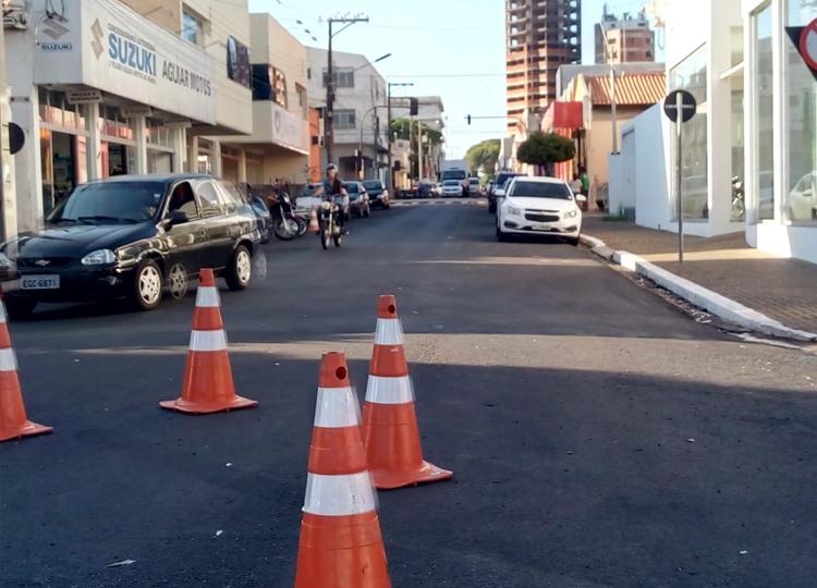 Atenção Motoristas: trecho da rua José Teodoro será mão dupla