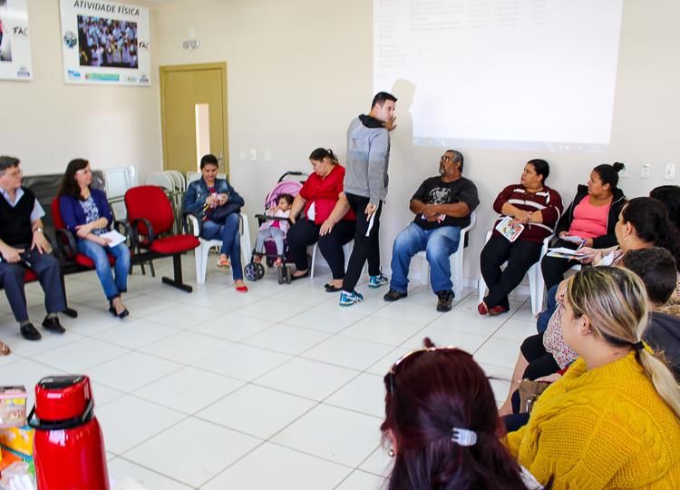Projeto nutricional 'Viva Leve' terá programação ampliada para atingir mais bairros neste ano