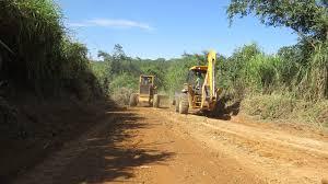 Secretaria de Obras desenvolve melhorias nas estradas rurais