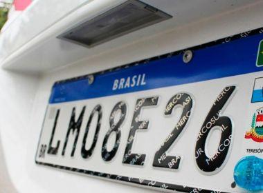 Posto de Lacração de Assis, assim como todo o Estado, não tem prazo para emitir placas no padrão Mercosul