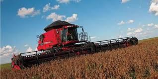 Central Máquinas oferece suporte técnico no campo durante a colheita na região