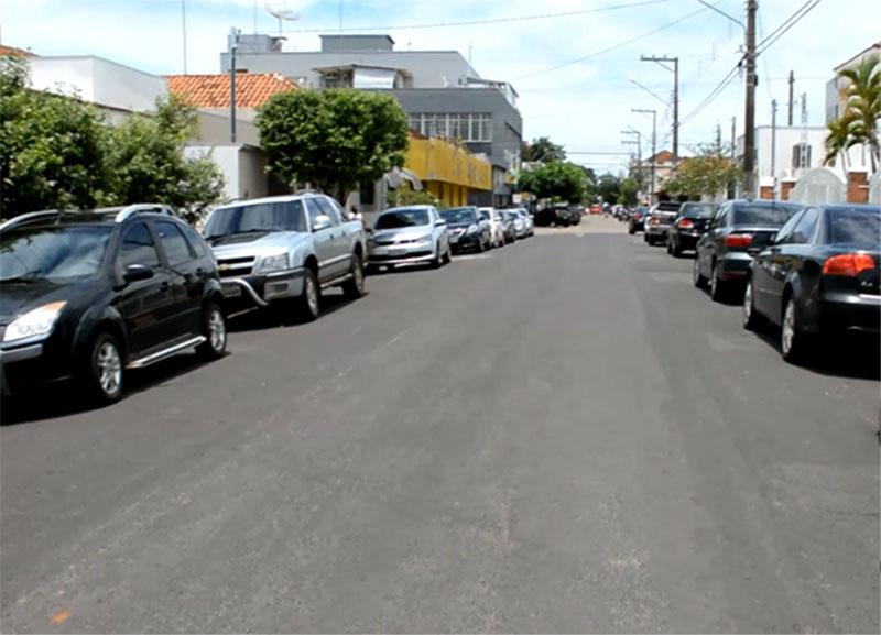 Estacionamento rotativo, conhecido como 'Zona Azul', será implantado no centro de Paraguaçu Paulista