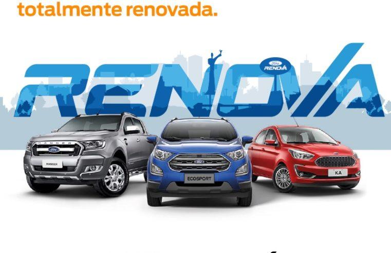 Concessionária de Veículos Renova Ford é inaugura para atender Assis e região