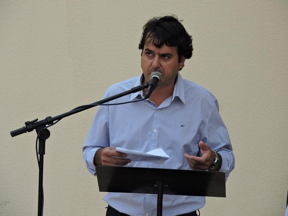 Prefeito de Pedrinhas Paulista, Sérgio Fornasier, faz balanço de audiência em São Paulo
