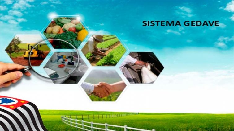 Defesa Agropecuária alerta para o cadastro no Gedave em relação aos agrotóxicos