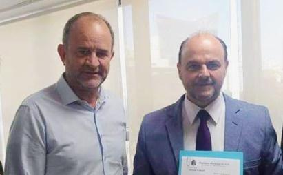 Prefeito de Assis, José Fernandes, participa de audiência em São Paulo na Secretaria de Esportes e no Instituto Florestal