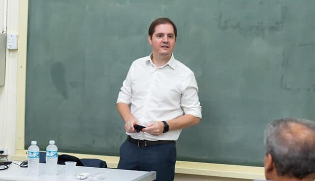 Durante palestra em Assis, secretário especial da Previdência confirma que ideia é criar modelo progressivo de contribuição