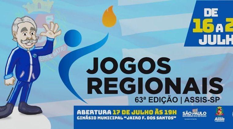 Secretaria de Esportes anuncia Congresso Técnico com representantes de 63 cidades que disputarão os Jogos Regionais