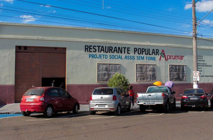 Restaurante Popular completará dois anos na próxima sexta-feira com churrasco e música ao vivo