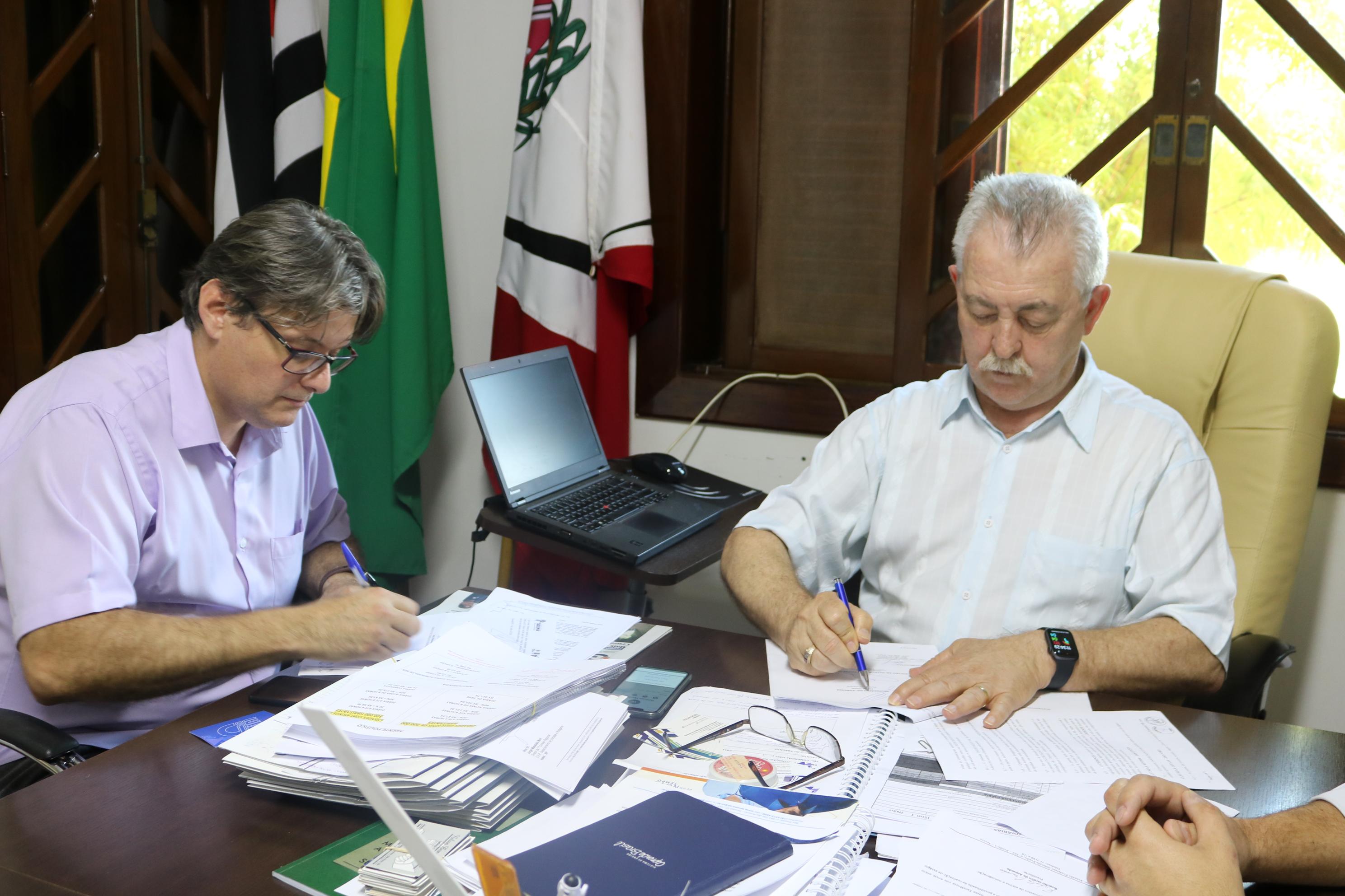Centro de Formação Profissional de Tarumã vai capacitar em 2019 ao menos quinhentas pessoas para o mercado de trabalho