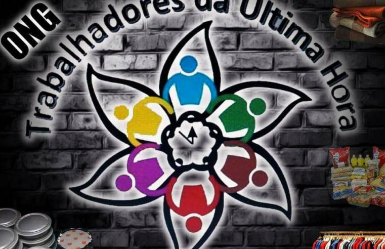 ONG 'Trabalhadores da Ultima Hora' reclamam de perseguição contra seus voluntários em Cândido Mota