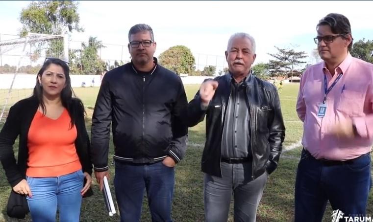 Prefeito Oscar Gozzi destaca suporte oferecido por Tarumã nos Jogos Regionais