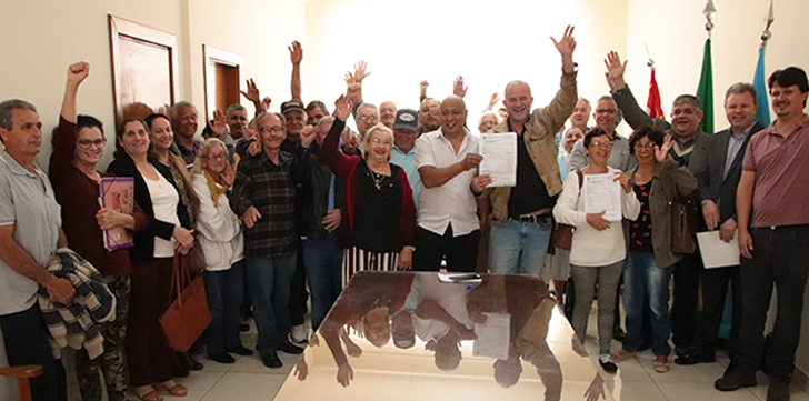 Prefeitura anuncia regularização de propriedades do Jardim Rezende