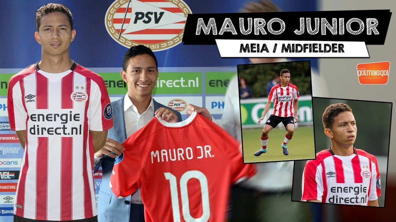 Jogando no exterior e revelado em Assis, Mauro Júnior é convocado para Seleção Olímpica do Brasil