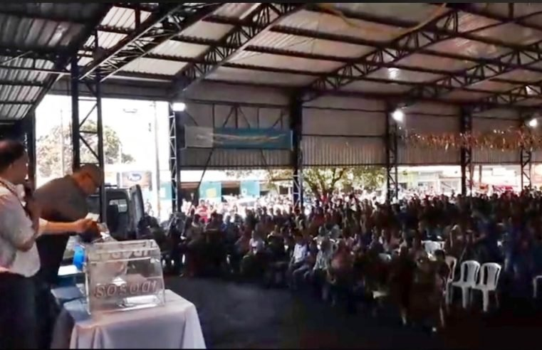 CDHU sorteia 58 moradias em Tarumã e prefeito Oscar Gonzi solicita mais casas populares