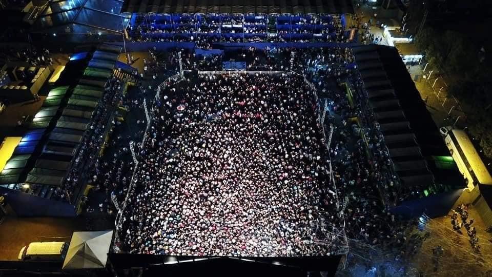 Após quatro noites, Festa do Tropeiro de Tarumã termina com sucesso de público