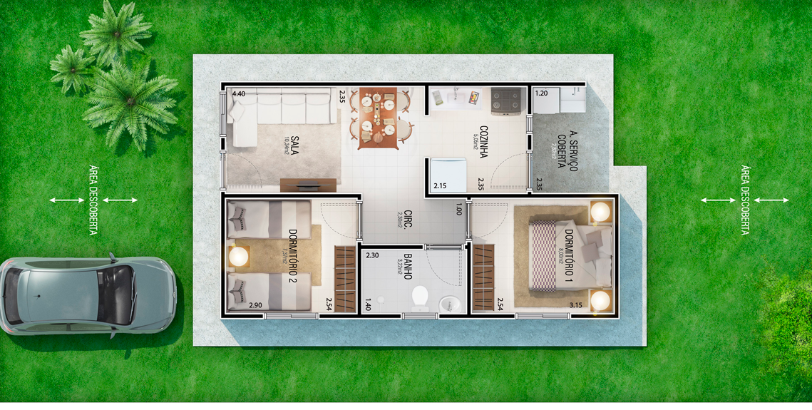Com alta procura, Pacaembu deve abrir terceiro lote de vendas do residencial 'Vida Nova Assis 2'