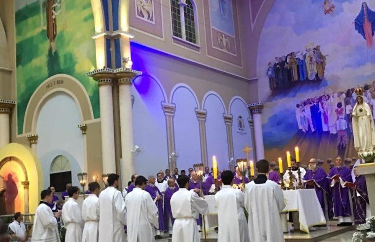 Carreata dedicada à Nossa Senhora marca programação da Catedral de Assis