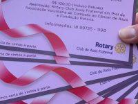Jantar Rosa, em prol a Associação do Câncer, contará com o lançamento de calendário