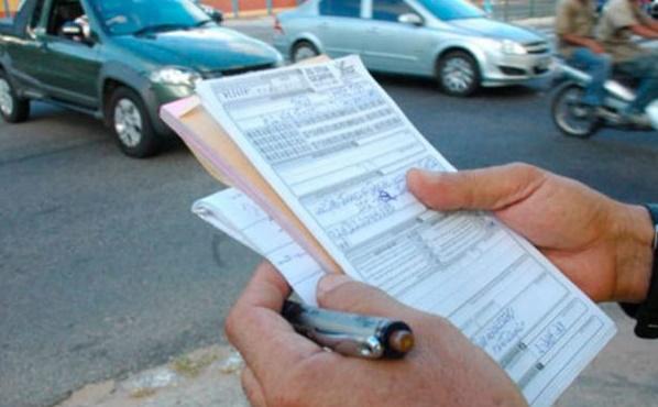 Departamento municipal de transito moderniza formulário de multas