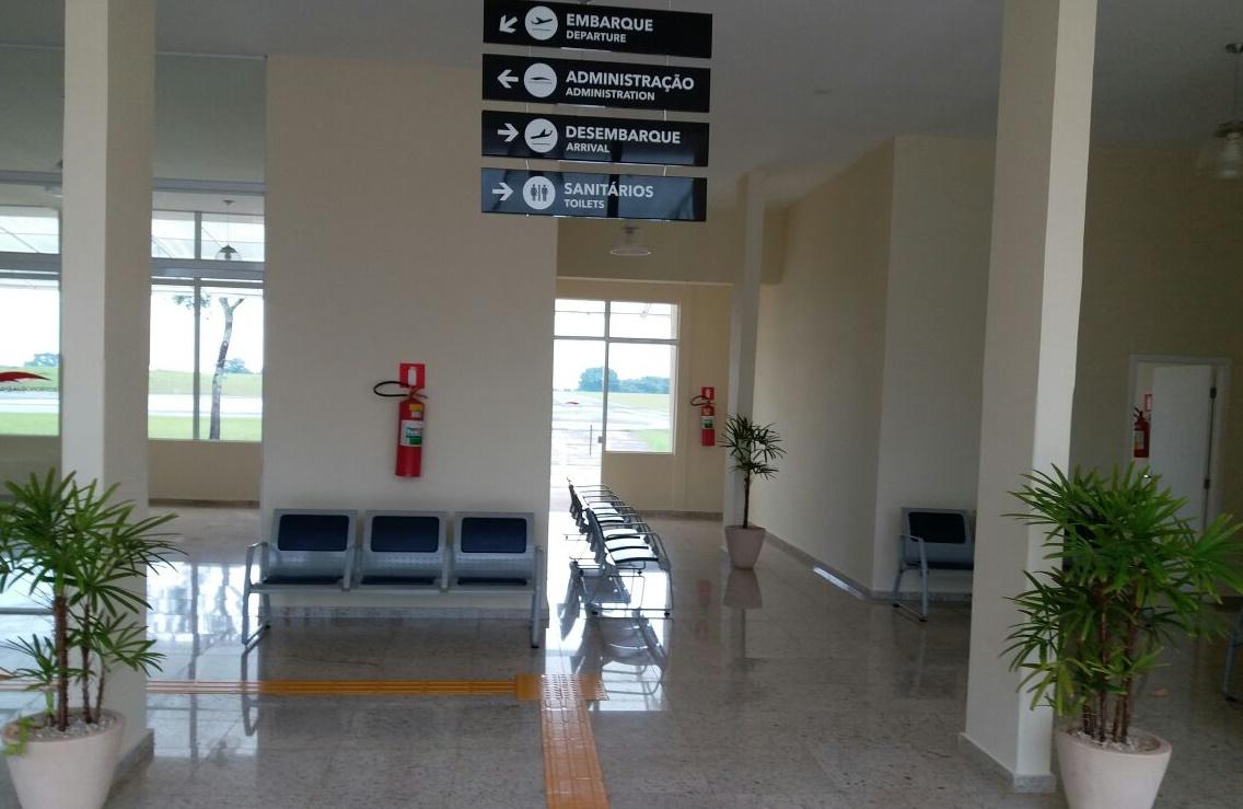 Projeto do Aeroporto de Assis mira empresas aéreas de 'baixo custo' e sonha em receber voos comerciais