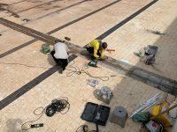 Ecoparque recebe recapeamento asfáltico em Assis