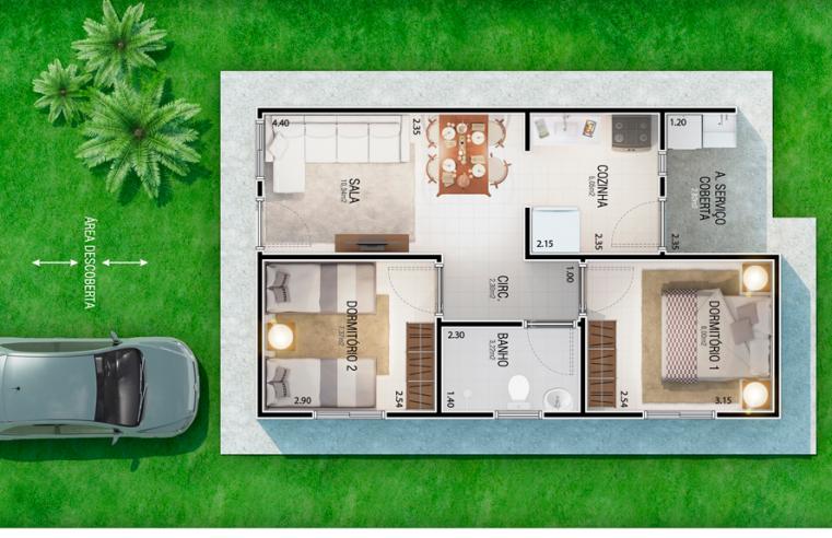 Com alta procura, Construtora Pacaembu abre novo lote de vendas do residencial 'Vida Nova Assis 2'