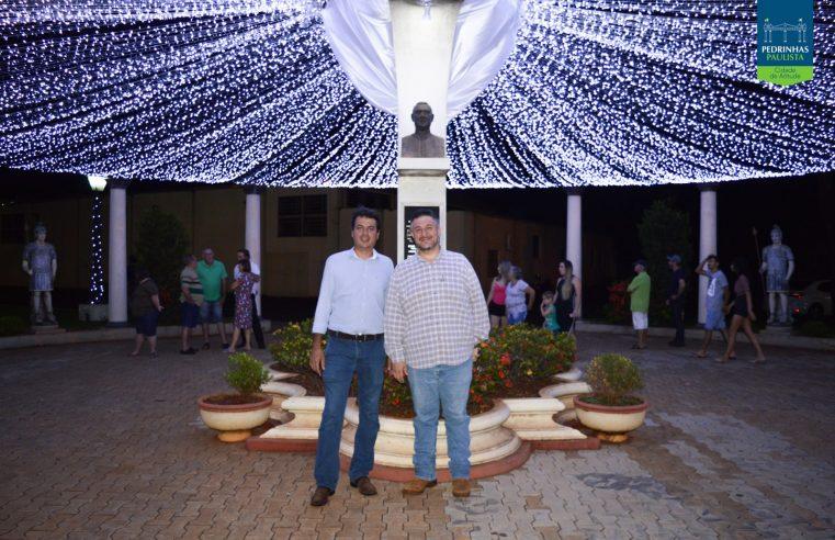 Vice-prefeito de Pedrinhas Paulista destaca empenho da administração para concluir mais um ano sem dividas