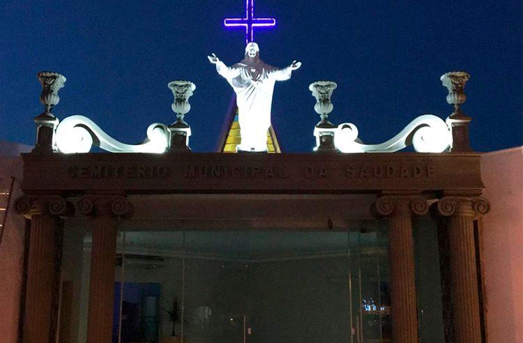 Após novo Portal e Salas, Cemitério Municipal da Saudade terá um Memorial